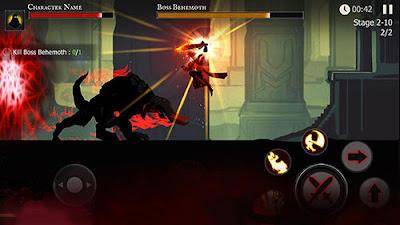لعبة Shadow of Death مهكرة للاندرويد برابط مباشر