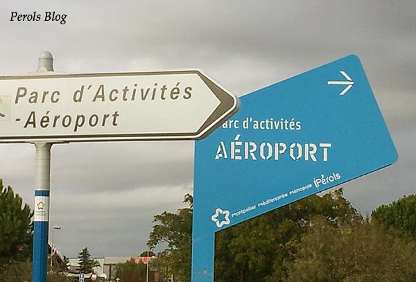 Parc d'Activité Aéroport à Pérols