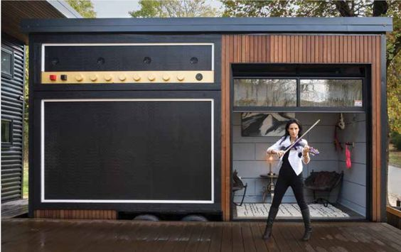 The Little Living Blog Amplified Tiny House 520 Sq Ft