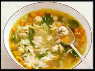 Best Ever Italian Wedding Soup Recipe- good and simple