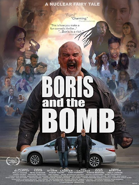 Boris and the Bomb 2020