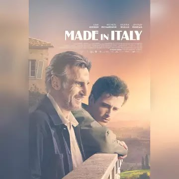 Made in Italy (2020) movie review.