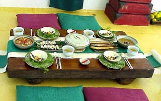 Tata Cara Makan di Korea, table manner korea