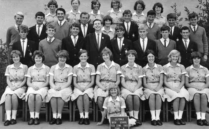 Lilydale High School class of 65: 1965