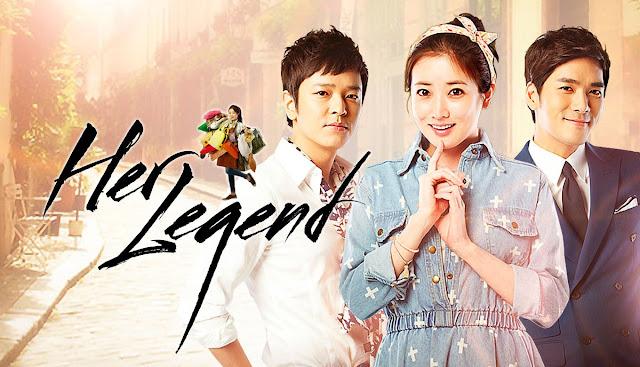 A Lenda: Um Luxo de Sonhar | Ouça a trilha sonora do k-drama