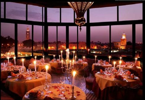 Restaurant Las Vias Menu