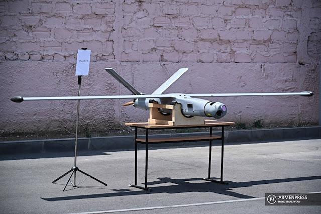 الطائرة دون طيار ThunderB