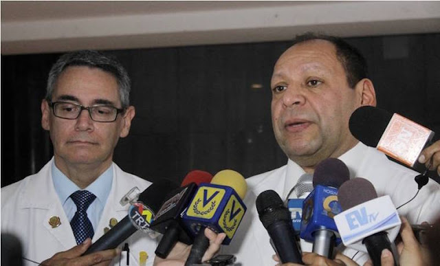 En riesgo equipos del Hospital Central de San Cristobal por apagones