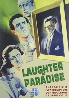 Laughter in Paradise - Poster
