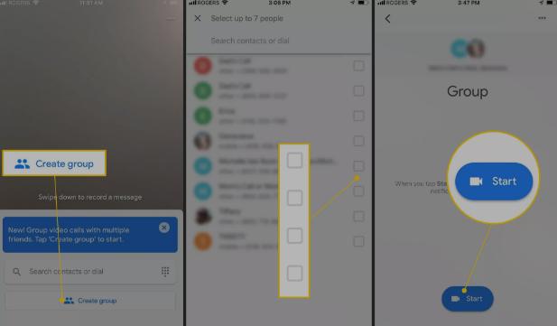 Cara Mengatur dan Menggunakan Aplikasi Google Duo Chat 4