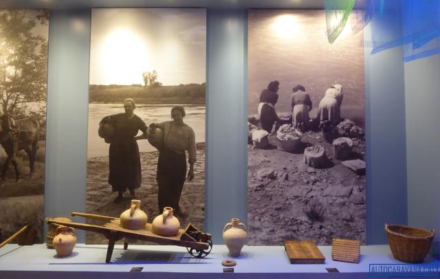 Fotos i objectes del museu