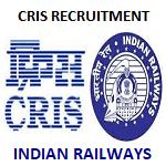 CRIS ASE Recruitment 2019