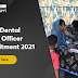SSC-Army Dental Corps Officer Recruitment 2021: Notification Out
