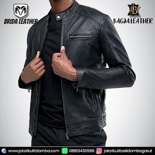 harga jaket kulit sintetis