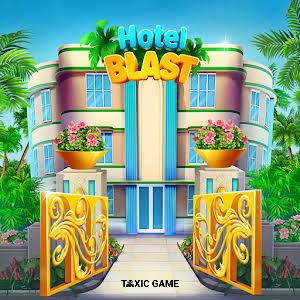 Hotel Blast MOD APK v1.6.0 Terbaru Di Android (Unlimited Money)