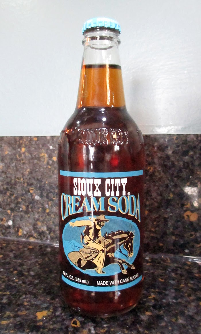 Sioux City Cream Soda
