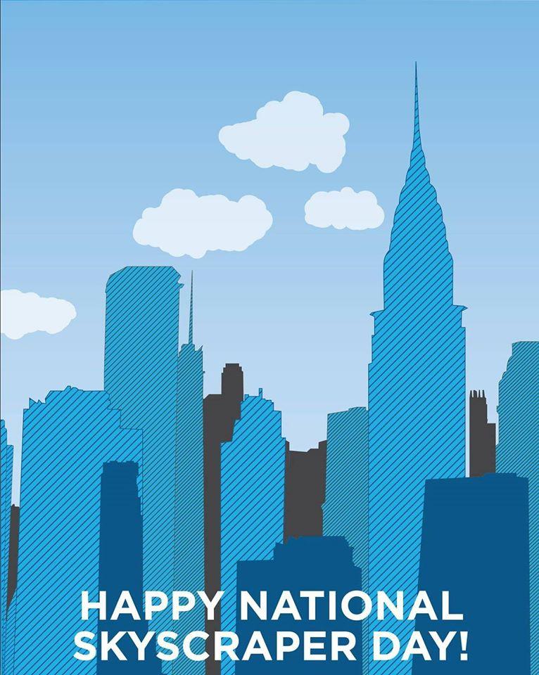National Skyscraper Day