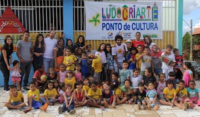 Associação Ludocriarte lança livro infantil