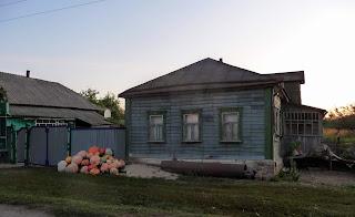 Запселье. Улица и жилая застройка
