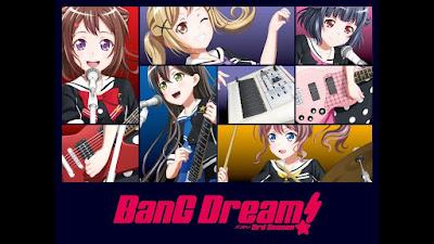 BanG Dream! Terceira - divulgado data  de estreia