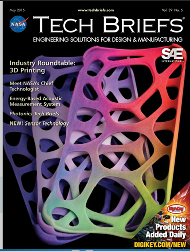Read NASA Tech Brief Magazine May 2015 Free online ...