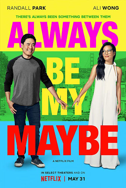 Always Be My Maybe 2019 Netflix movie poster