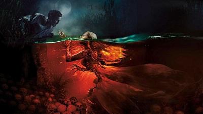 La sirena la leyenda jamás contada HD 1080p, MarinaThe Mermaid: Lake of the Dead, Rusalka: Ozero myortvykh poster box cover