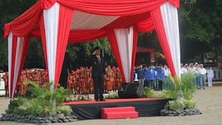 Pj. Wali Kota Cirebon Imbau Pemuda Contoh Keteladanan Pahlawan