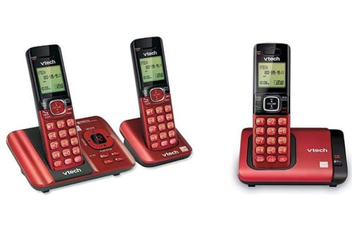 VTech CS6529-26 DECT 6.0 Phone Answering System