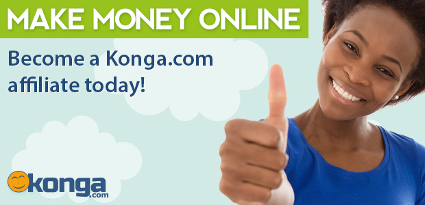 Become a Konga affiliate today