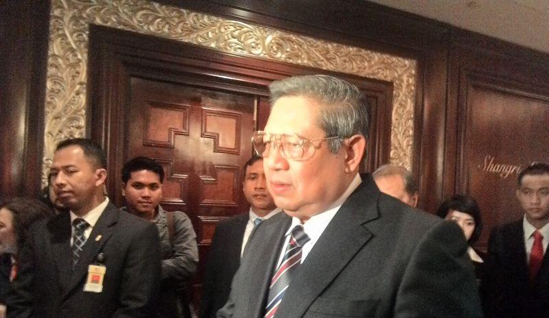 Dubes Uni Eropa Temui SBY di Cikeas, Bahas 4 Hal Penting Ini