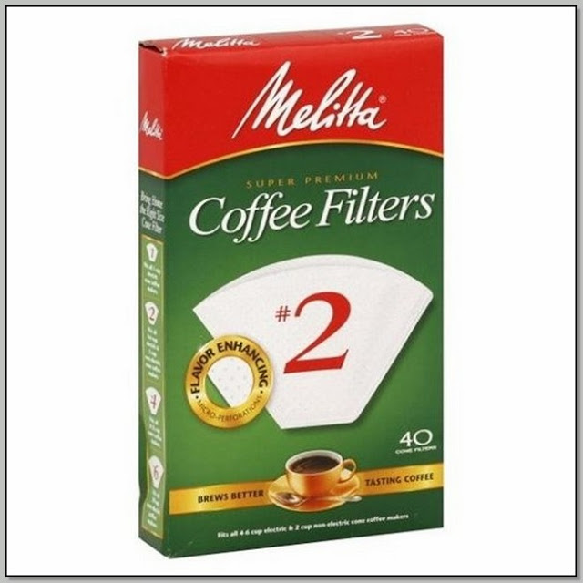 Coffee Filter Papers Size 2