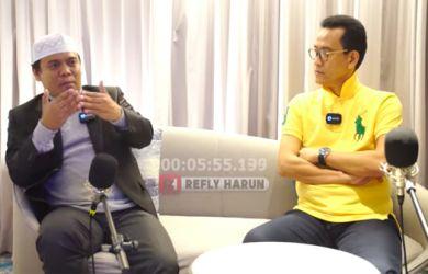 Mengejutkan! Gus Nur : Ini Tak Direncanakan, Saya Terpancing Refly Harun