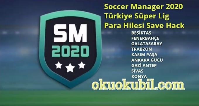 Soccer Manager 2020 YENİ Tesis Hileli Save Galatasaray – Fenerbahçe Beşiktaş – Başak Şehir – Trabzon İndir