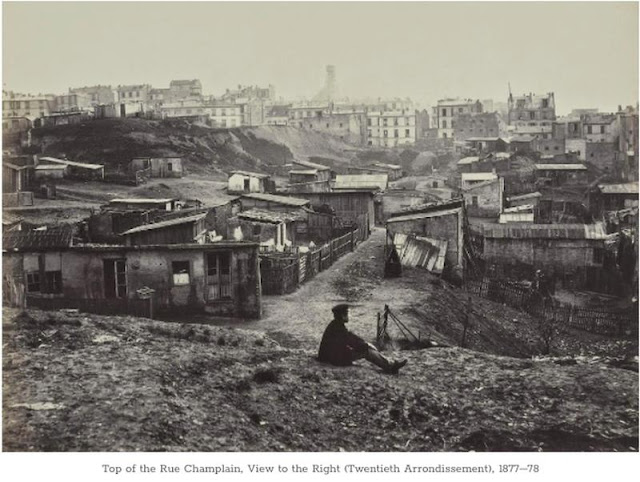 A Look at the Streets of Paris From the 1860s