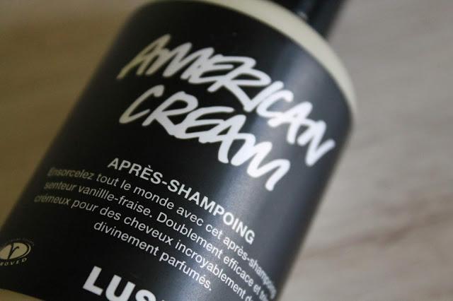 Après-Shampooing American Cream - Lush