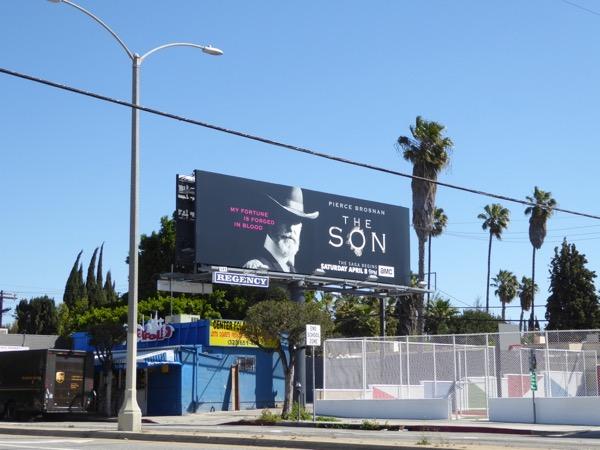 Son series launch billboard