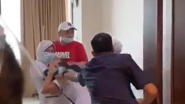 Penganiaya Perawat RS Siloam Palembang Ditangkap!