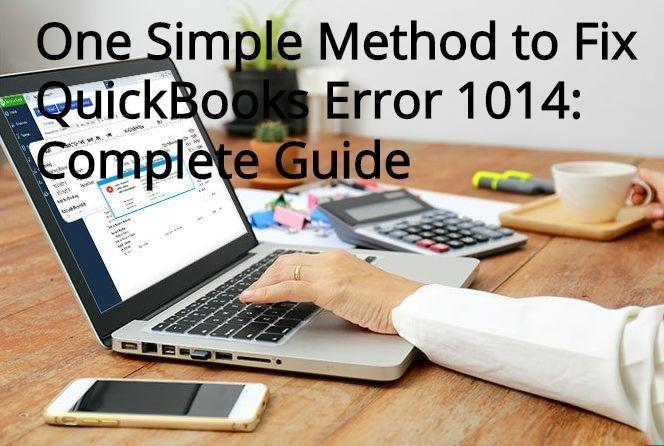 Simple Method to Fix QuickBooks Error
