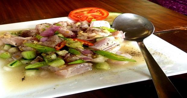 Native Ceviche (Kilawin) Recipe