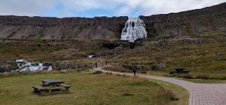 Cascada de Dynjandi. Fiordos del Oeste, Islandia. West Fjords, Iceland.