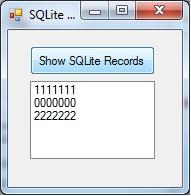 Show SQLite Data in Listbox in VB.Net