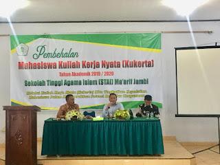 Ditintelkam Polda Jambi Berikan Pembekalan Kepada Mahasiswa STAI Maarif Jambi