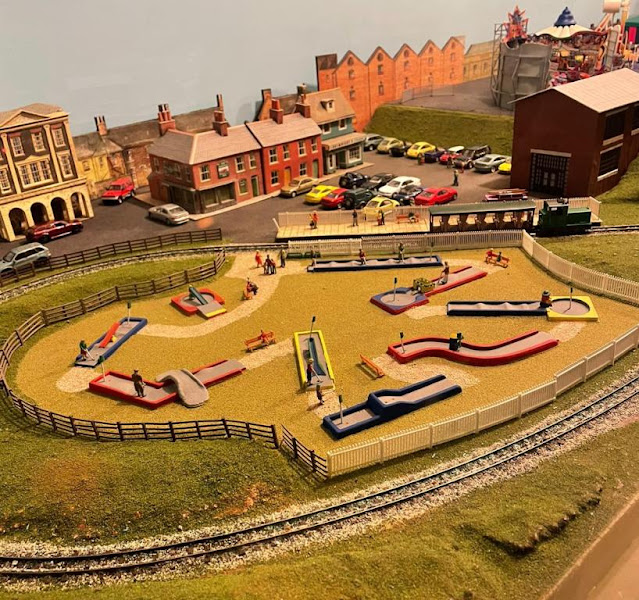 Devon Railway Centre and Model World in Bickleigh. Photo by Christopher Gottfried, July 2021