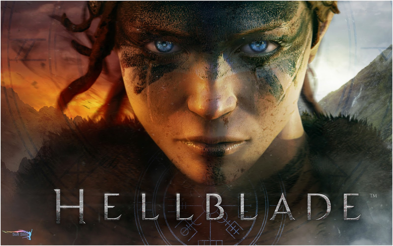 Download Hellblade PS4 Game HD & Widescreen Games Wallpaper