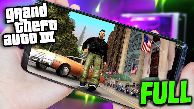 Grand Theft Auto III (Full) Para Teléfonos Android