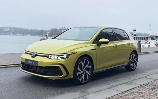 Novo VW Golf 2020