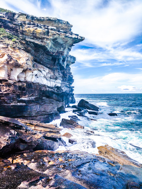 Sydney Royal national park hike