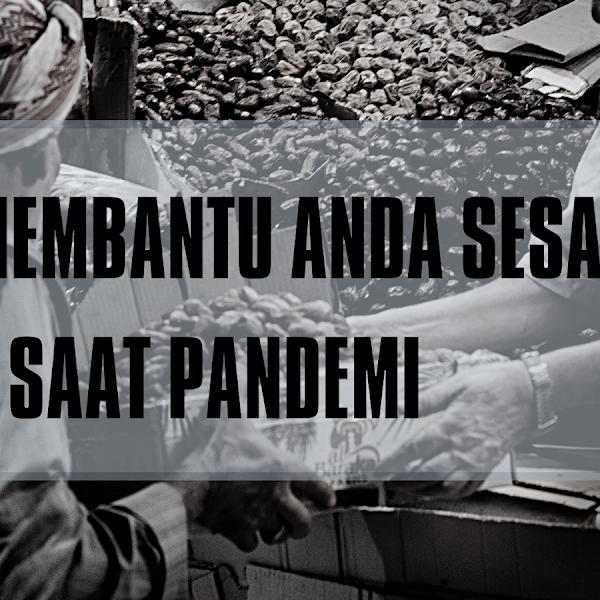 5 Cara Membantu Sesama Saat Pandemi