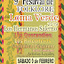 Se viene el 9º Festival de Folklore de Loma Verde